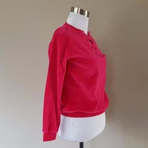 Hot Pink Pullover Size 11 / 12 Forever 21